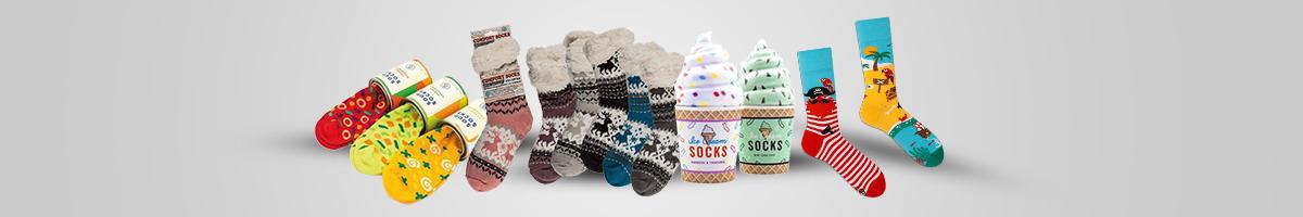 Netradiční ponožky