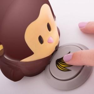 Suszarka do paznokci - małpa