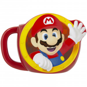 Super Mario - kubek