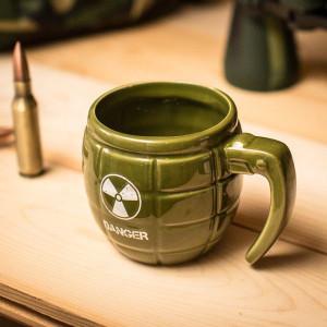 Kubek granat