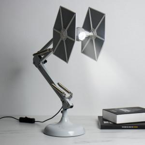 Star Wars - Lampa stołowa -Tie Fighter