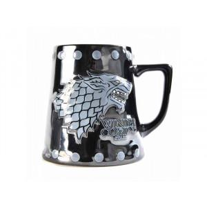 Game of Thrones - kubek Stark