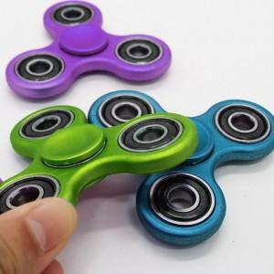 Fidget Spinner - Spektrum zielony
