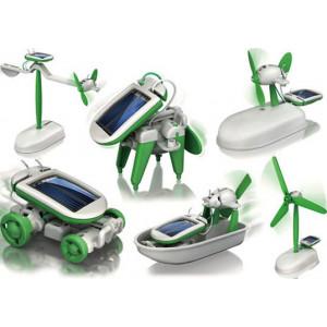Robot słoneczny