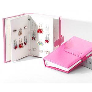 Pudełko na biżuterię w kształcie książki