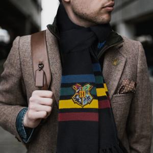 Harry Potter - Szalik Hogwart