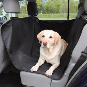 Ochronna koc do auta dla psa