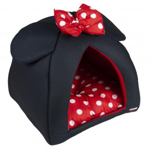 Mickey Mouse - domek Minnie dla psa lub kota