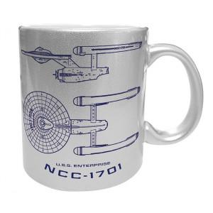 Star Trek - kubek Enterprise