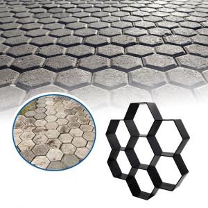 Forma do chodników betonowych 30x30cm