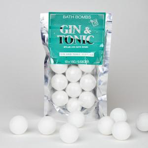 Bomba kąpielowa - Gin & Tonic