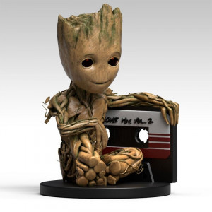 Strażnicy Galaktyki - skarbonka Groot DELUXE