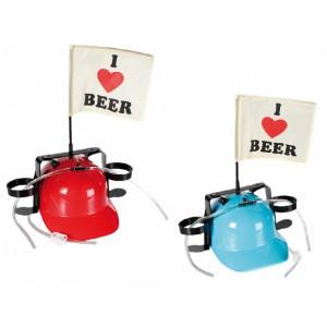 Piwny kask - Uwielbiam piwo