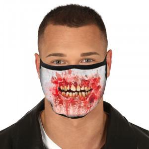 Maska ochronna - Zombie