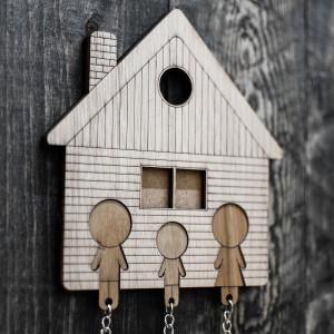 Dom na kluczy - Ojciec, Mama, Syna
