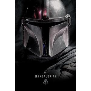Mandalorian - plakat Mando