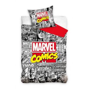 Marvel - Komplet pościeli - Avengers 140x200