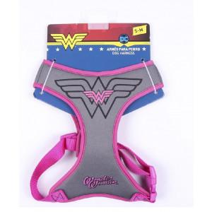 Wonder Woman - szelki dla psa