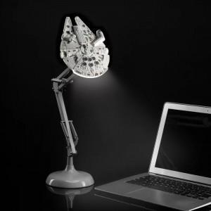 Gwiezdne Wojny - Lampa stołowa - Sokół Millennium