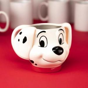 101 dalmatyńczyków - kubek pies