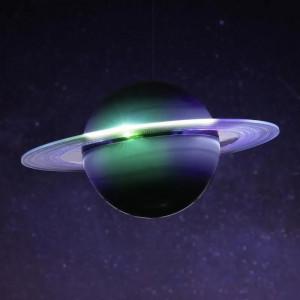 Astronauta - Lampa Saturn