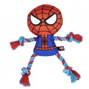 Marvel - lina do przeciągania dla psa Spiderman