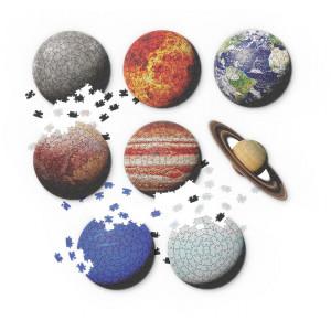 Puzzle - planety 744 szt.
