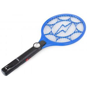 Elektryczna łapka na muchy z latarką