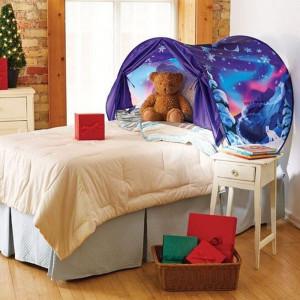 Namiot nad łóżkiem