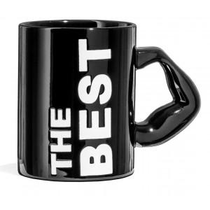 Kubek THE BEST - czarny