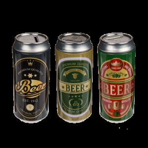 Skarbonka - puszka piwa