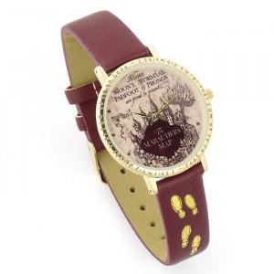 Harry Potter - zegarek Mapa Huncwotów