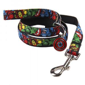 Marvel - smycz dla psa Avengers S