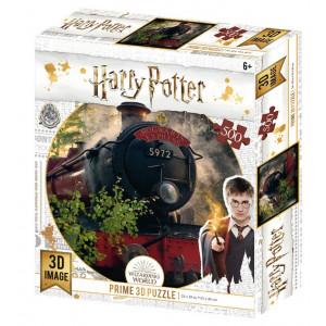 Harry Potter - 3D puzzle - pociąg do Hogwartu - 500