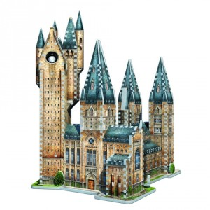Harry Potter - Puzzle 3D Wieża Astronomiczna