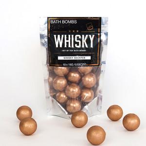 Bomba kąpielowa - Whisky