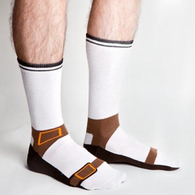 Sandalen Socken - Untraditionelle Socken - Wähle ein