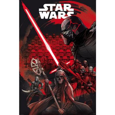 """Star Wars - plakát """"First Order"""""""