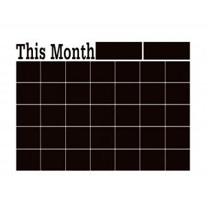 Samolepicí kalendář