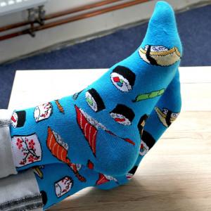 Sushi ponožky