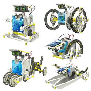 Solární robot 14v1