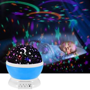 Vesmírny projektor deluxe