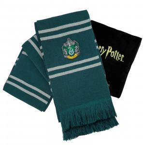 Harry Potter - Zmijozelský šála DELUXE
