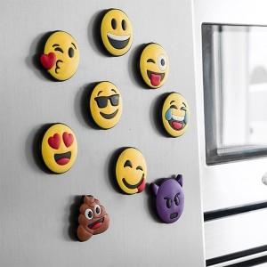 Emoji magnetky
