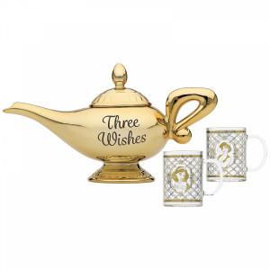 Aladdin - Lampa se skleničkami