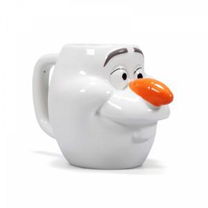 Ľadové kráľovstvo - hrnček Olaf