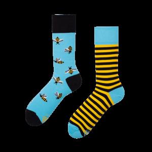 Veselé ponožky - Včely