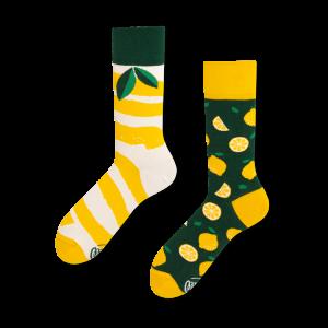 Veselé ponožky - Citrony
