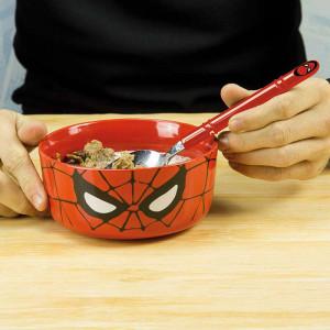 Spiderman snídaňová sada