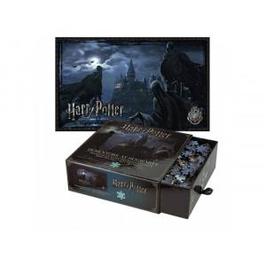 Harry Potter - puzzle Mozkomorové v Bradavicích